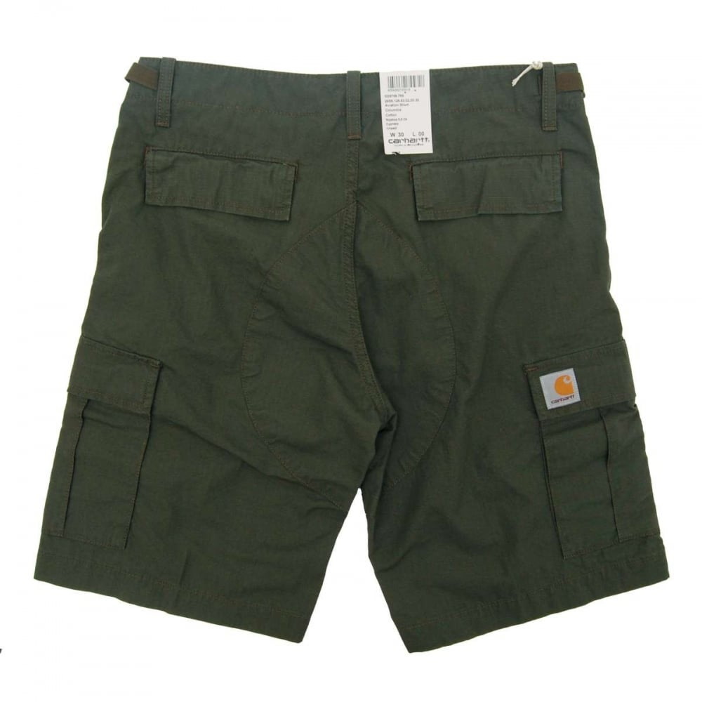 carhartt aviation cargo shorts columbia cypress mens pants and shorts from attic clothing uk. Black Bedroom Furniture Sets. Home Design Ideas
