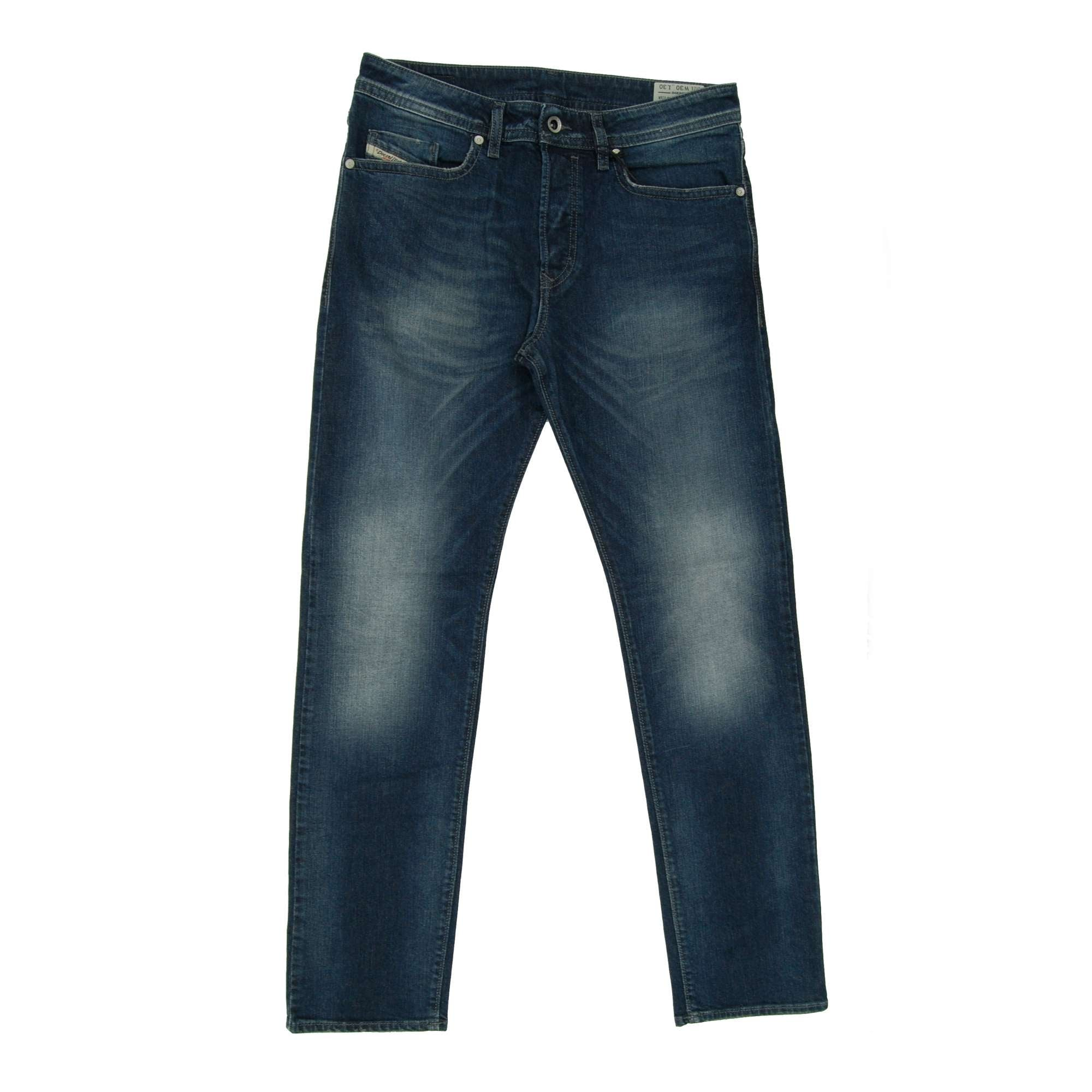 diesel buster jeans 853r stretch mens jeans from attic clothing uk. Black Bedroom Furniture Sets. Home Design Ideas