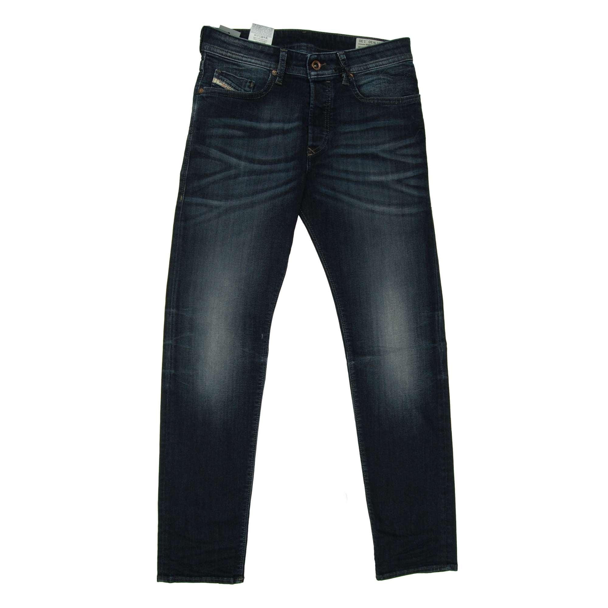 diesel buster jeans 853v stretch mens jeans from attic. Black Bedroom Furniture Sets. Home Design Ideas