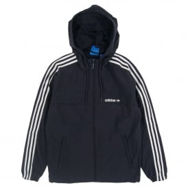 3 Striped Windbreaker Legend Ink