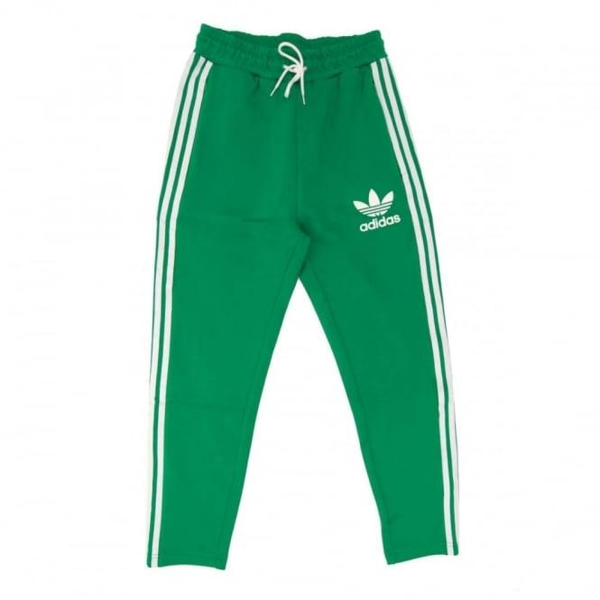 adidas Originals track pants in green