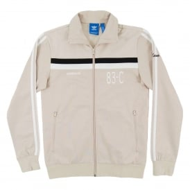 83-C Track Top Clear Brown