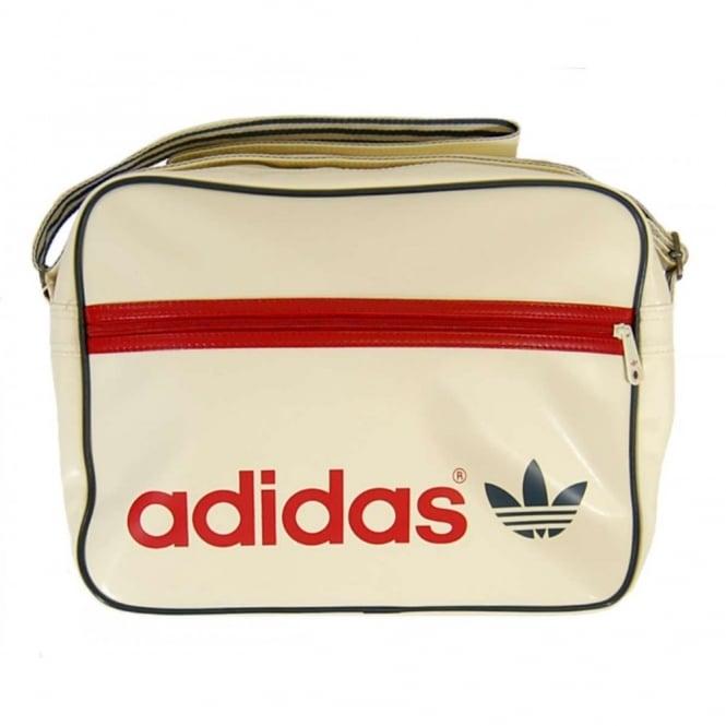 Adidas Originals AC Airline Bag Ecru - Mens Clothing from Attic ... 568cd580ecef6