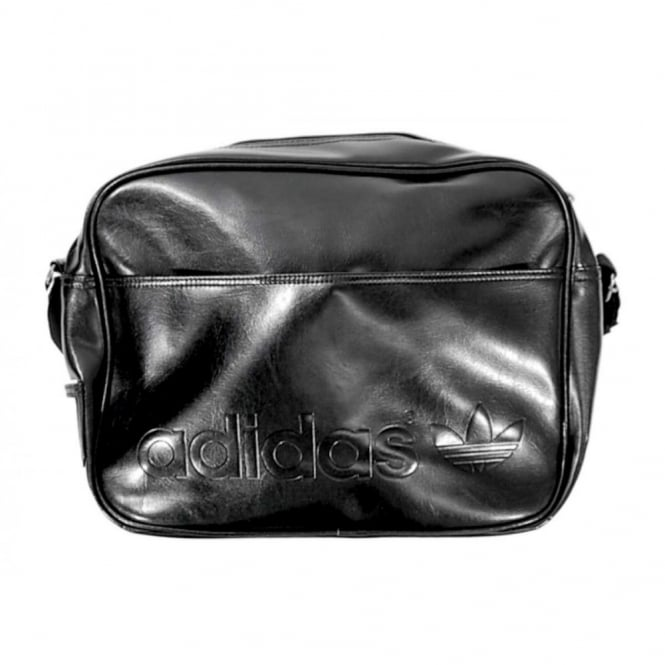 d00cd7b400 Adidas Originals AC Airline Bag Vintage Black - Mens Clothing from ...