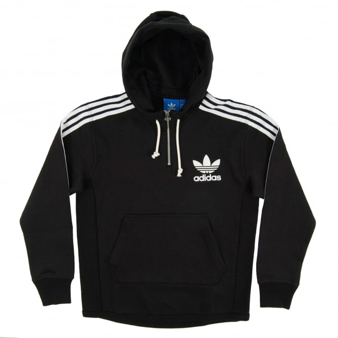 Adidas Originals AC Terry Hoody Black