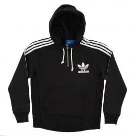AC Terry Hoody Black