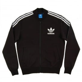 ADC Fashion Track Top Black