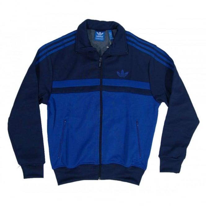 8f06bff276f3 Adidas Originals Adi Icon Track Top Collegiate Royal - Mens Clothing ...