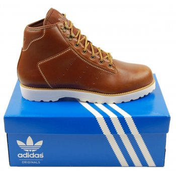 Adidas Originals Adi Navy Boot Leather Mens Clothing