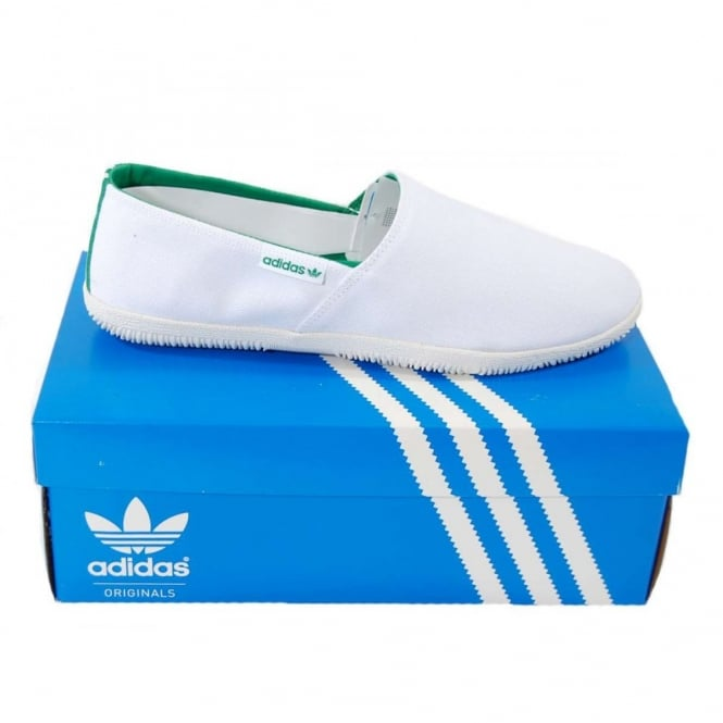 1ab0319e254 Adidas Originals Adidrill White - Mens Clothing from Attic Clothing UK