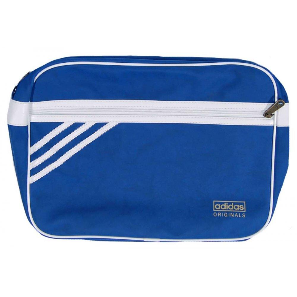 Airliner Suede Bag Navy