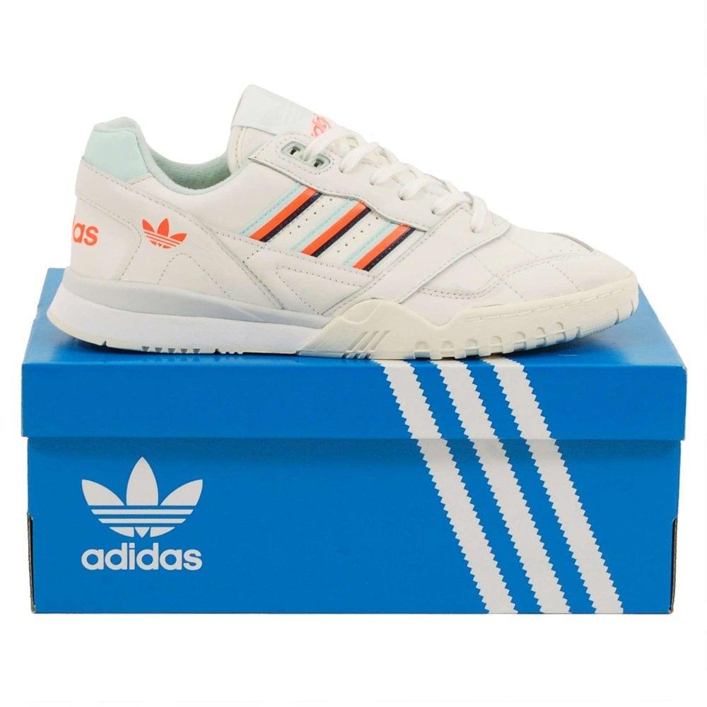 adidas ar trainer cloud white/ice mint