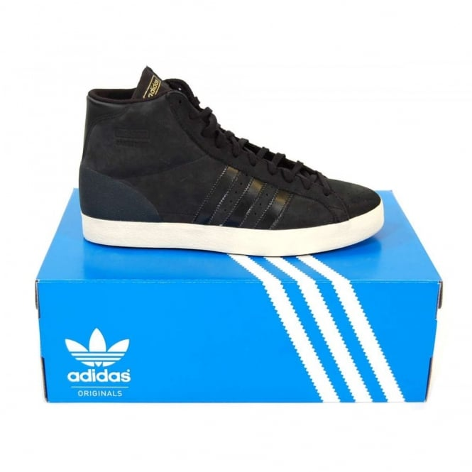 03b5c2fd579b Adidas Originals Basket Profi OG Black - Mens Clothing from Attic ...