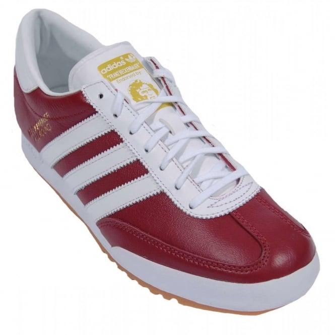 95907d97a4d Adidas Originals Beckenbauer Nomad Red White Gum - Mens Clothing ...