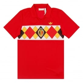 Belgium 1984 Jersey Victory Red