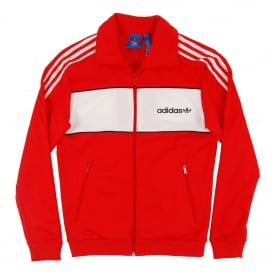 Block Track Top Core Red