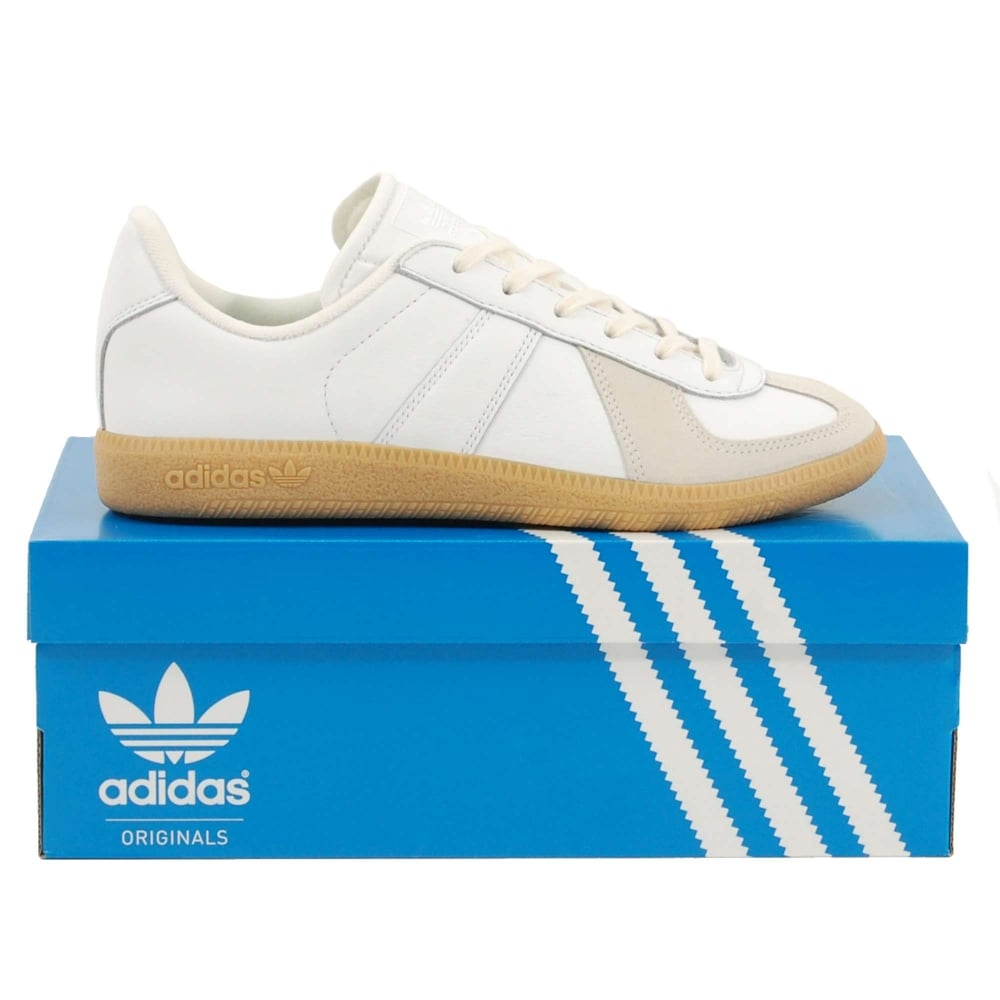 a8cc2baa81baf9 Adidas Originals BW Army Footwear White Chalk White Gum - Mens ...