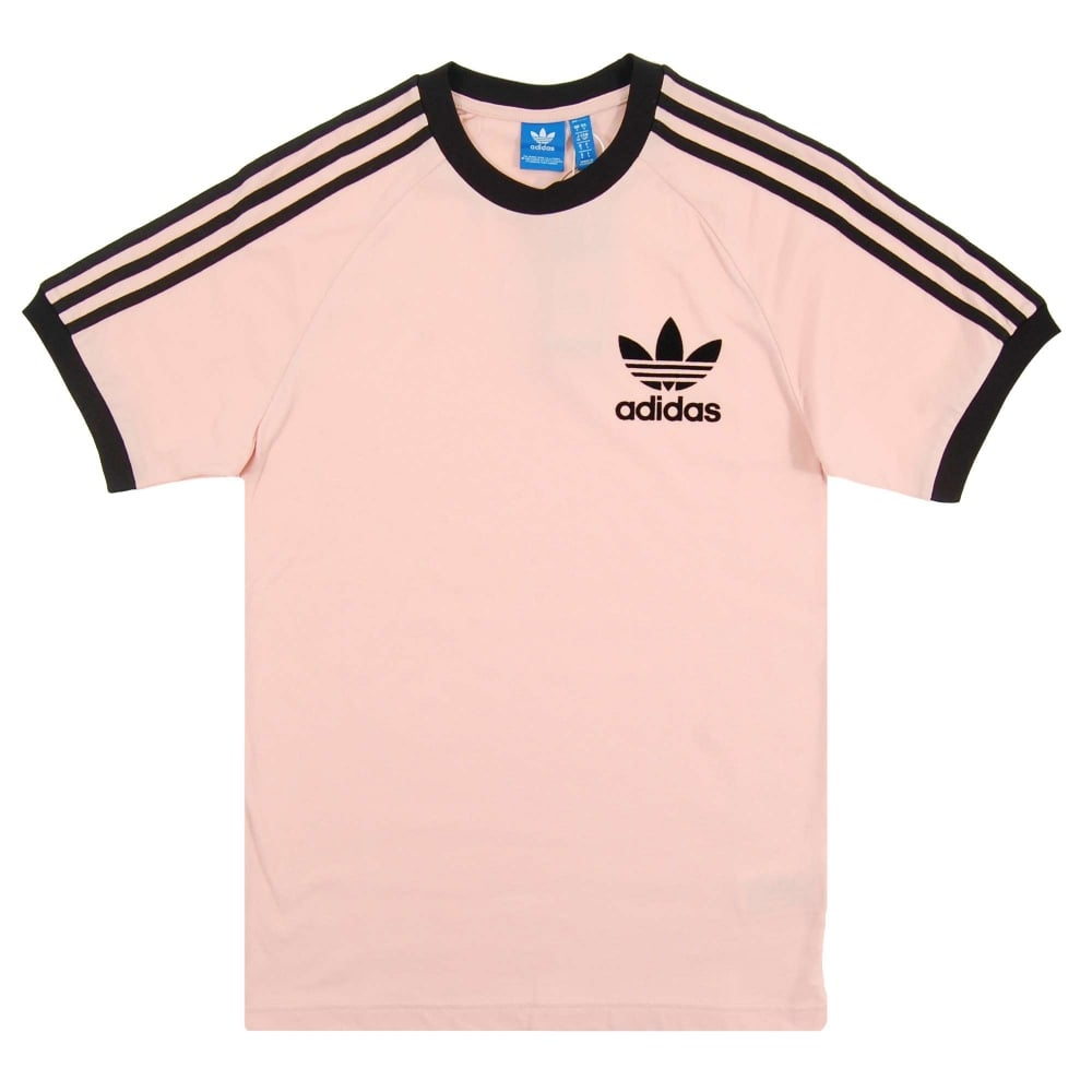 adidas t shirt california rosa