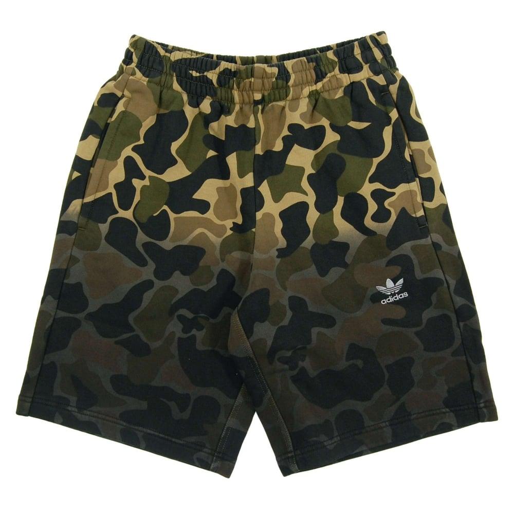 Adidas Originals Originals Camouflage Shorts Adidas Multicolour MjULSzVpGq