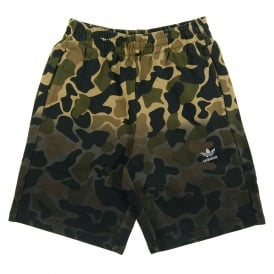 Camouflage Shorts Multicolour