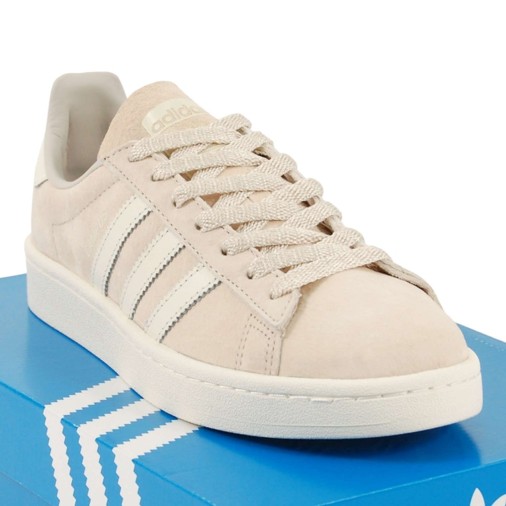 the cheapest sleek shopping Adidas Originals Campus Clear Brown Off White