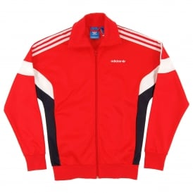 Challenger 84 Track Top Core Red