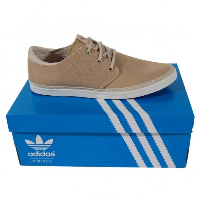 Precio 50% a pies en último descuento Adidas Originals Chord Low Canvas Clear Sand