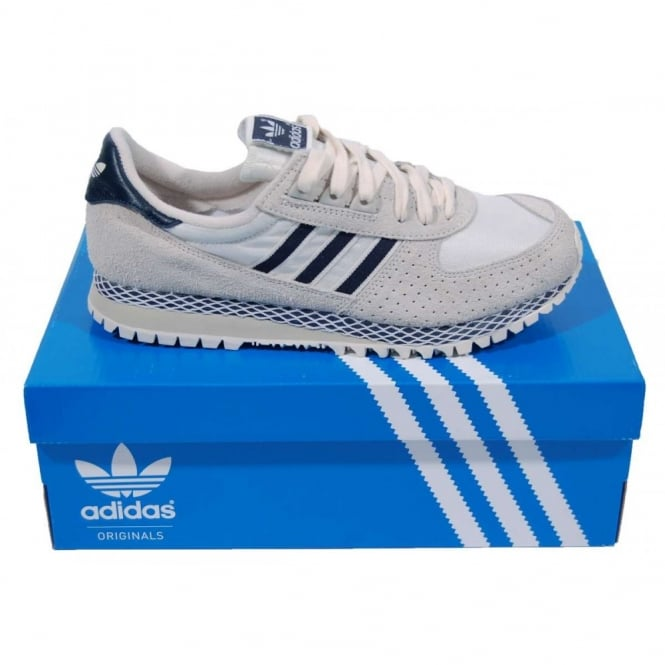 ab8adff1f487 Adidas Originals City Marathon PT White Vapour - Mens Clothing from Attic  Clothing UK