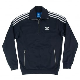 CNTP Half Zip Track Top Legend Ink