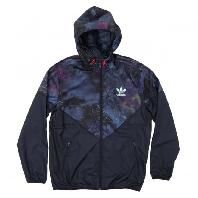 69422b4bf Adidas Originals Colorado Windbreaker Jacket Legend Ink - Mens ...