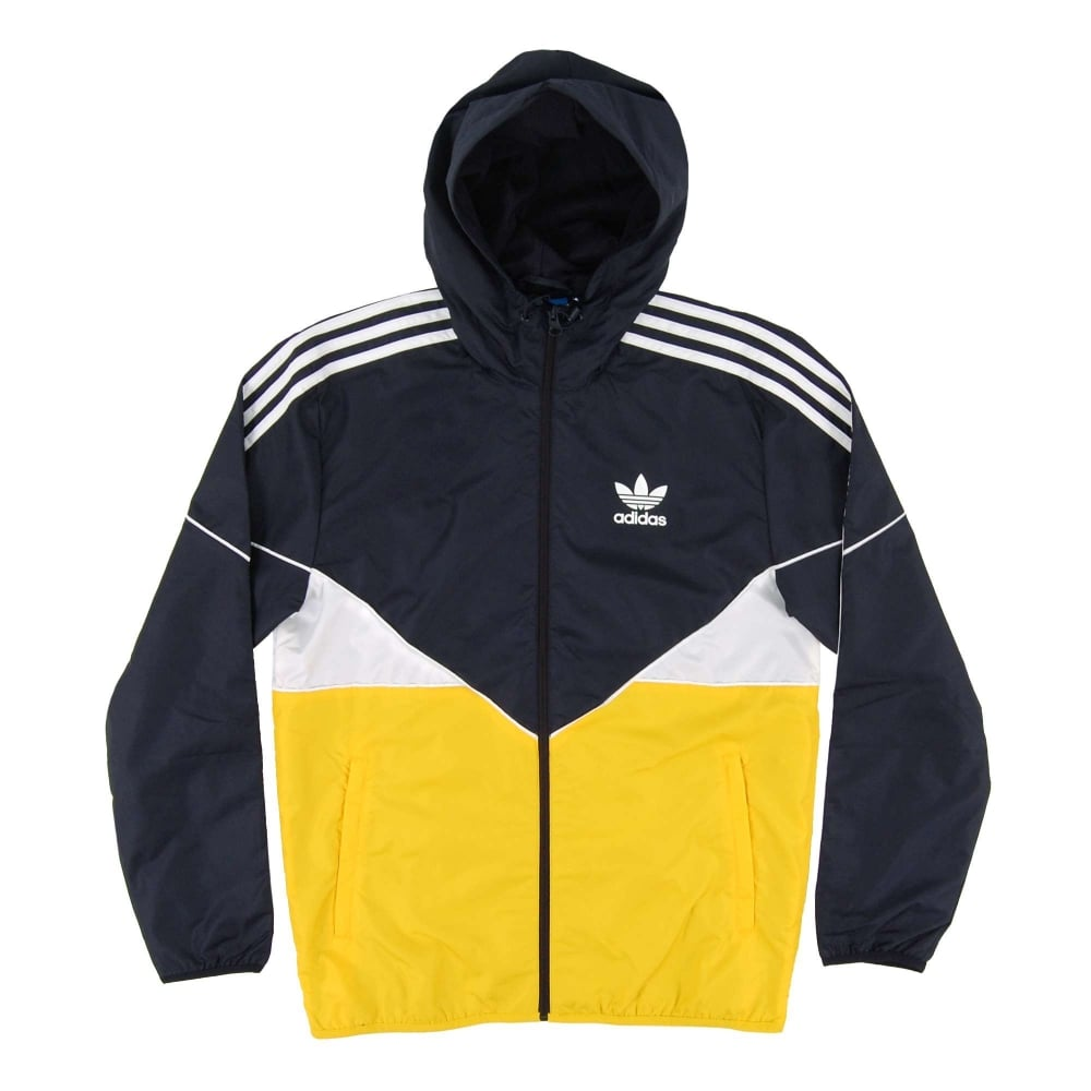 8b6c98592 Adidas Originals Colorado Windbreaker Legend Ink - Mens Clothing ...
