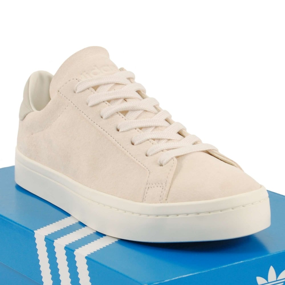 vast selection sale new products Adidas Originals Court Vantage Clear Brown Chalk White