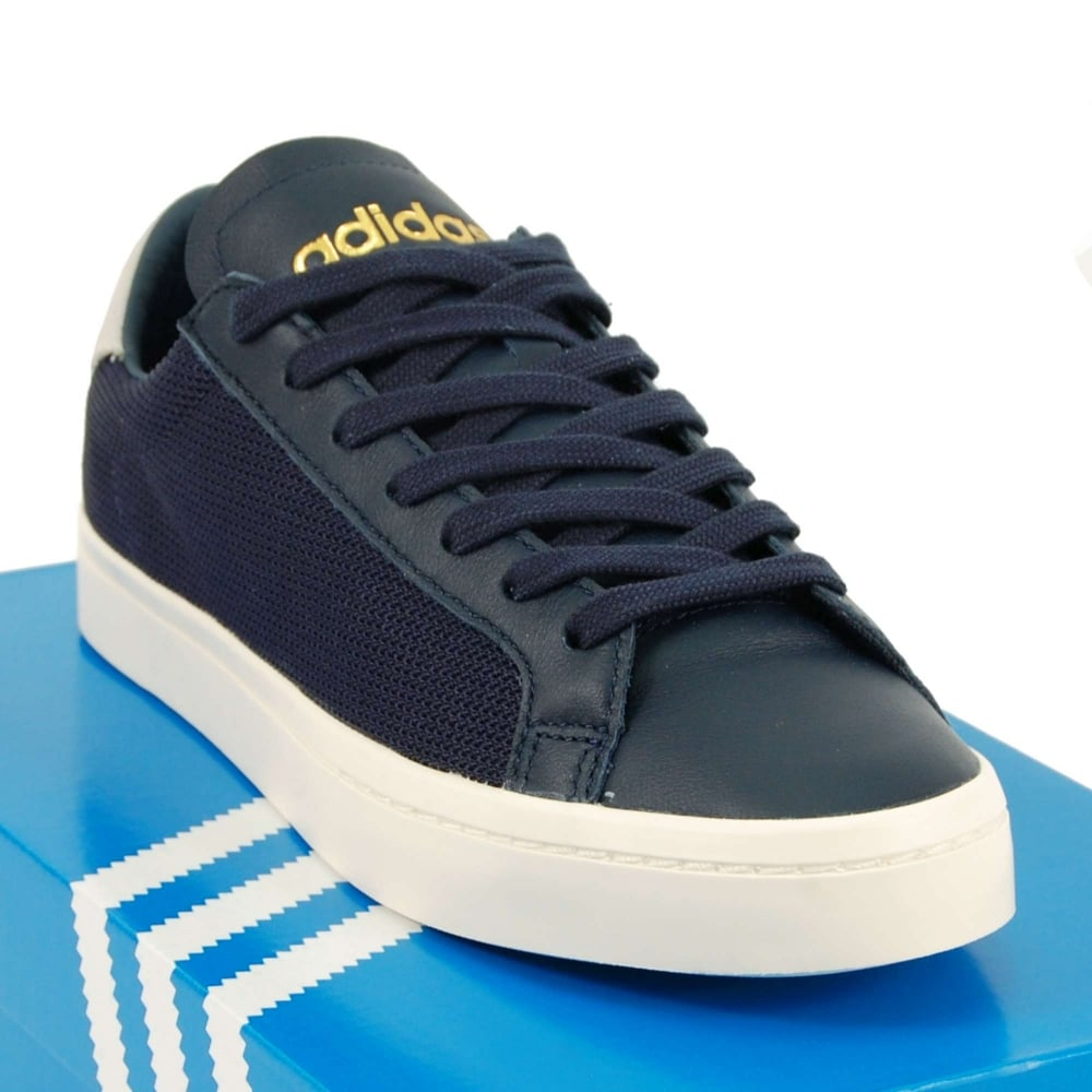 Alta qualit adidas Courtvantage Collegiate Navy vendita