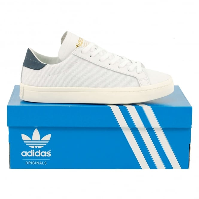 Adidas Originals Court Vantage Footwear White Tech Ink