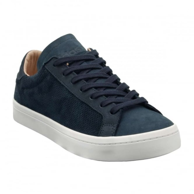 0df7184c5324 Adidas Originals Court Vantage Night Navy Dust Pearl - Mens Clothing ...