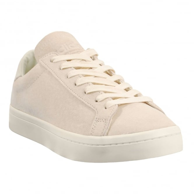 a4b6a16f6072 Adidas Originals Court Vantage Suede Off White Off White - Mens ...