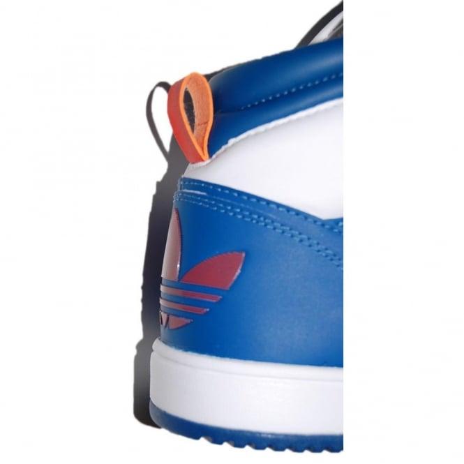 prix compétitif 84926 28090 Adidas Originals Decade Remo Mid Blue Orange