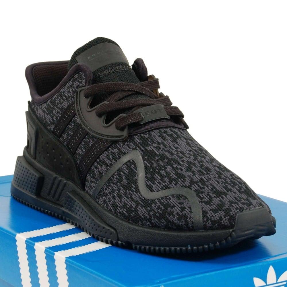 outlet store fbec3 f19ca Adidas Originals EQT Cushion ADV Triple Black