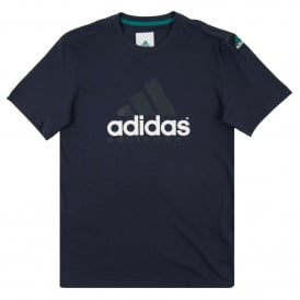 EQT Logo T-Shirt Night Navy