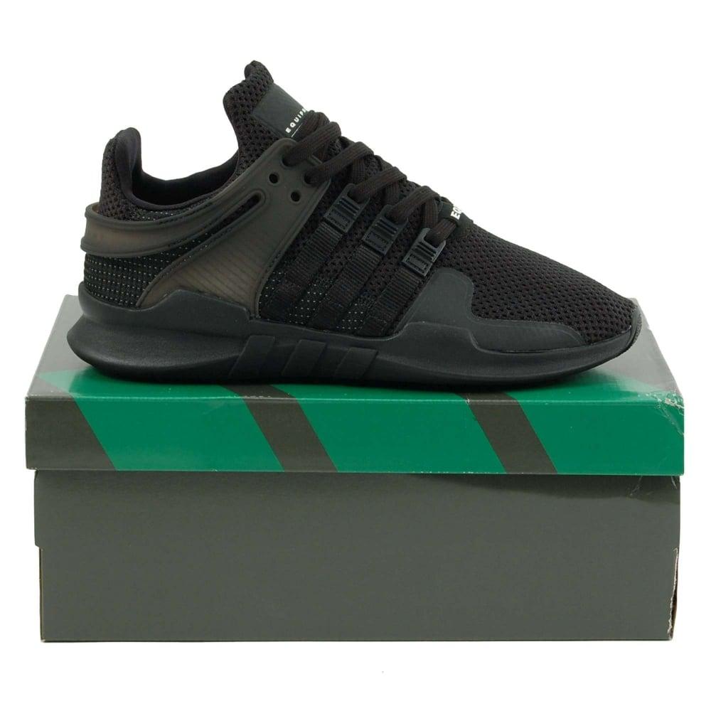 official photos ddc4d b296e Adidas Originals EQT Support ADV Core Black