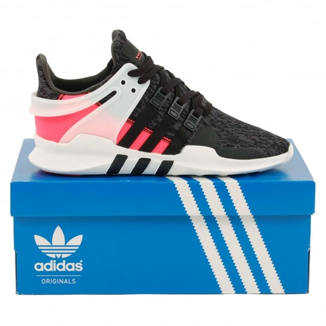 Adidas Originals EQT Support ADV Core Black Turbo White