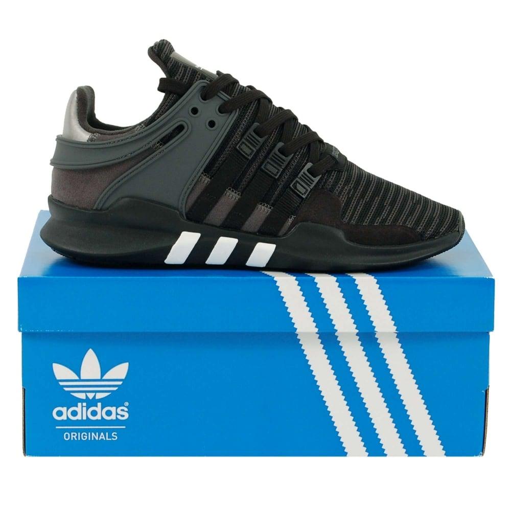 adidas originals eqt support adv solid grey