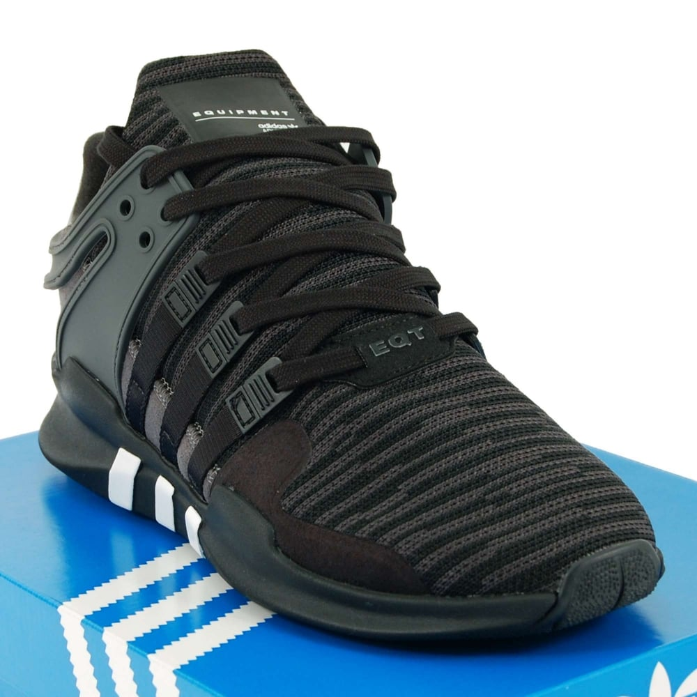 Adidas Equipment 'EQT' Support 93/17 Black Turbo Review and On Feet