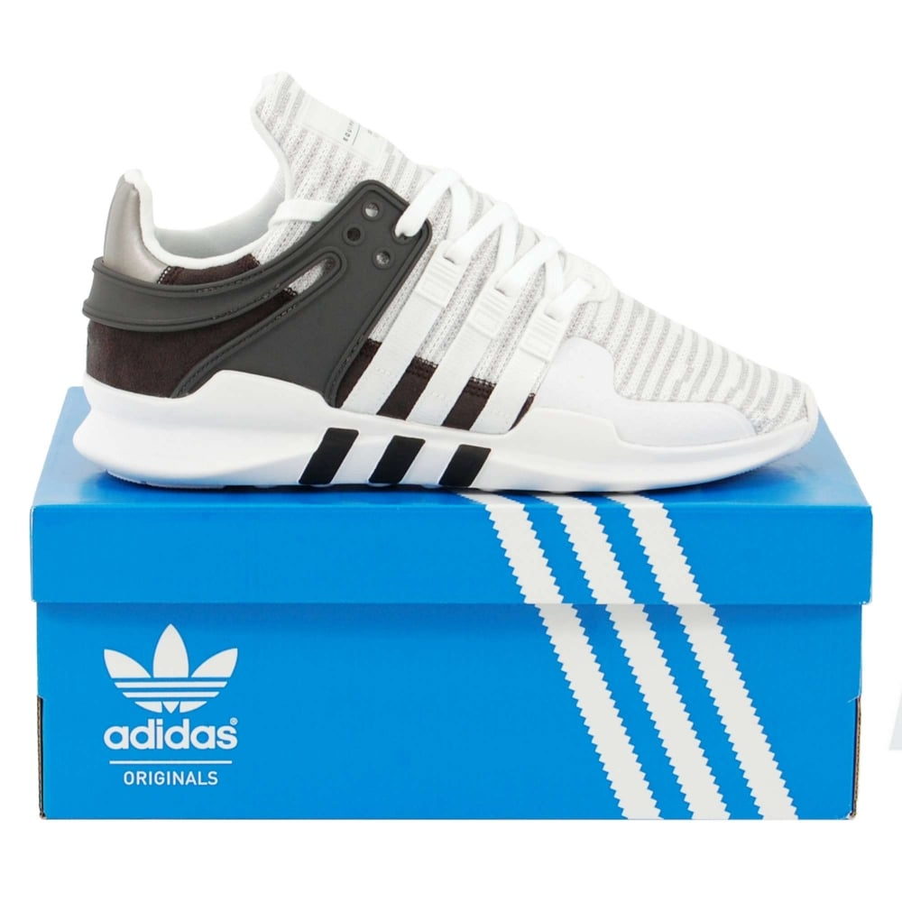 big sale a7ab0 cdc68 Adidas Originals EQT Support ADV White Core Black