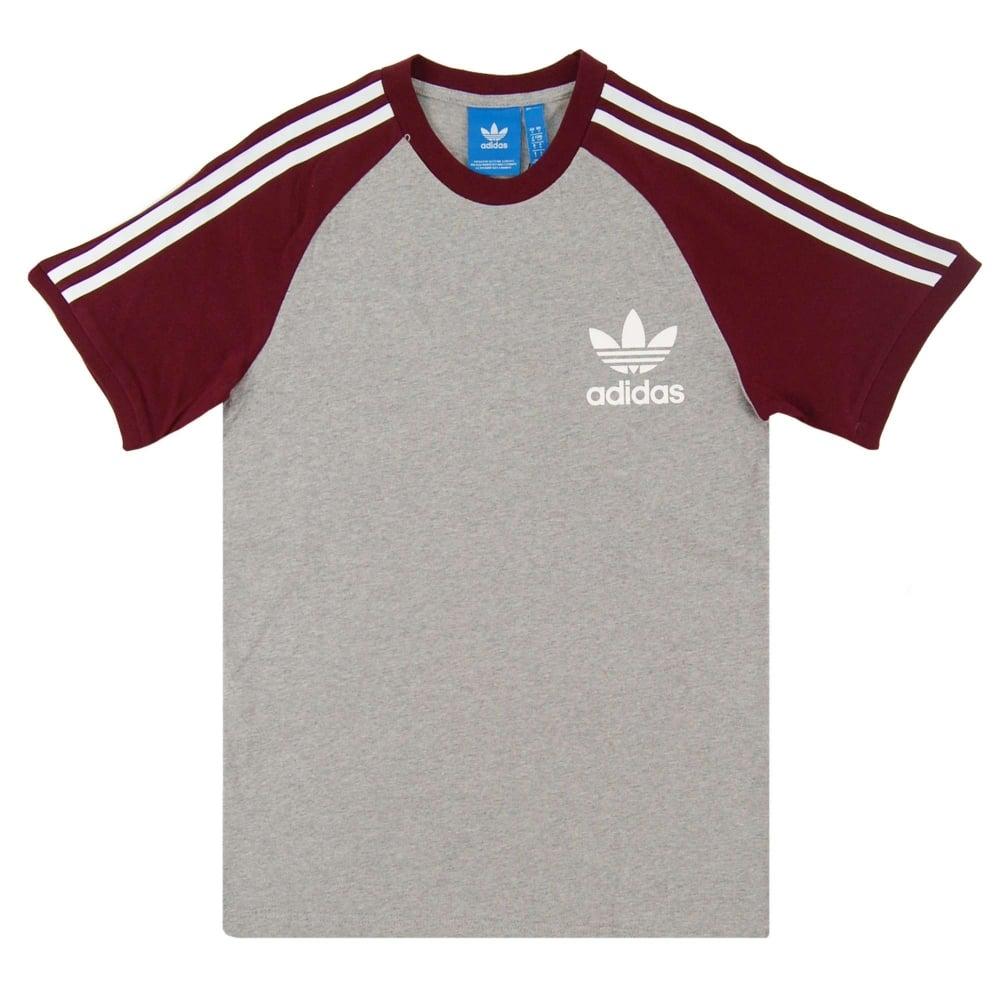 Adidas Essentials California Mens T Shirt
