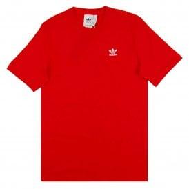 08eb93e2c13 Essential T-Shirt Scarlet · Adidas Originals ...