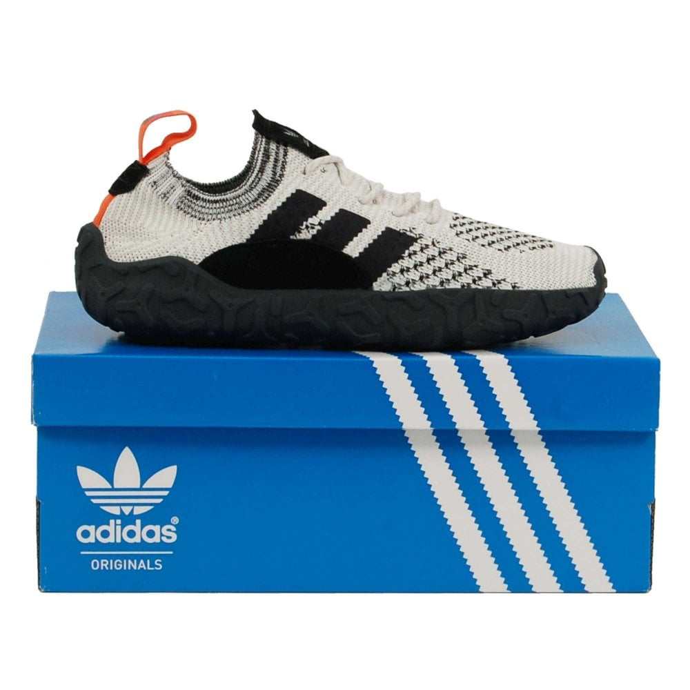 0dbc82c89032a Adidas Originals F/22 Primeknit Black Core Black Crystal White
