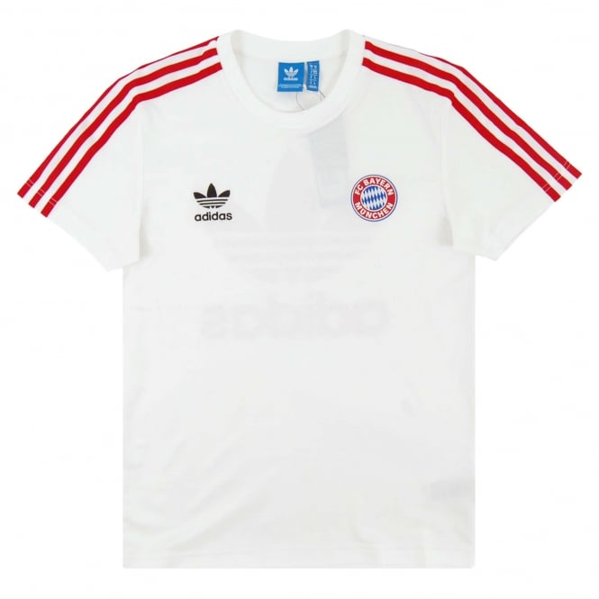 Adidas Originals FC Bayern Munchen Away Jersey White
