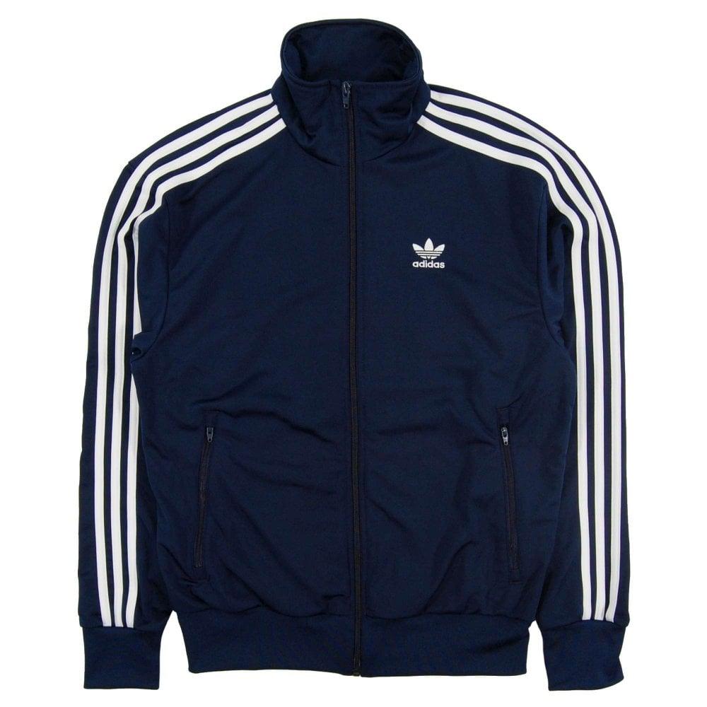 buy best hot product top brands Adidas Originals Firebird Track Top Collegiate Navy
