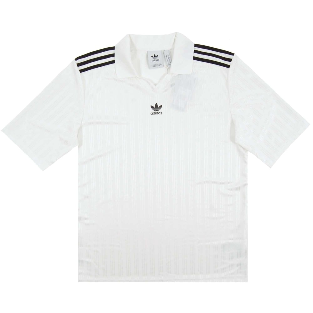 Adidas Originals Football Jersey White